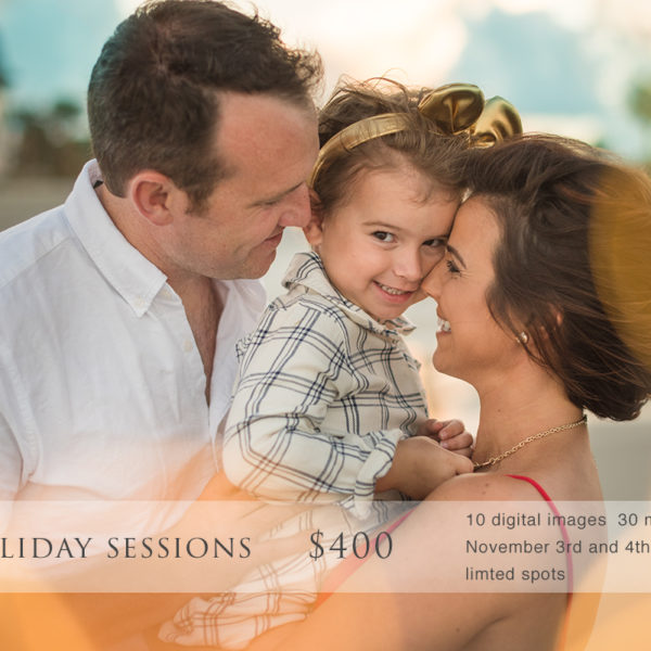 mini holiday sessions | jacksonville family+children photographer